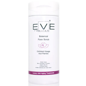Exfoliante facial Botanical de Eve Rebirth
