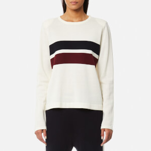Gestuz Women's Sigga Pullover - Cloud Dancer