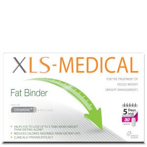 XLS-Medical Fat Binder - 30 Tablets