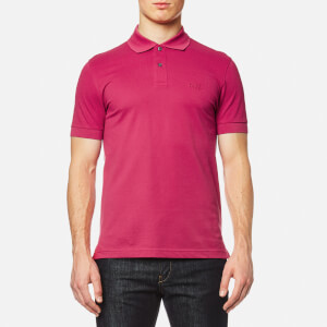 BOSS Green Men's Firenze Polo Shirt - Pink