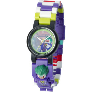 LEGO Batman Movie: Horloge met The Joker™ minifiguur