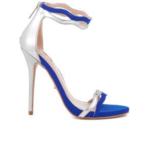 Carvela Women's Gate Heeled Sandals - Blue