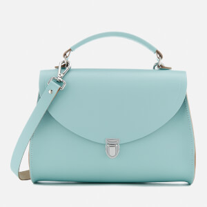 The Cambridge Satchel Company Women's Poppy Bag - Cambridge Blue Saffiano