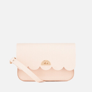 The Cambridge Satchel Company Women's Small Cloud Bag - Chalk Celtic Grain