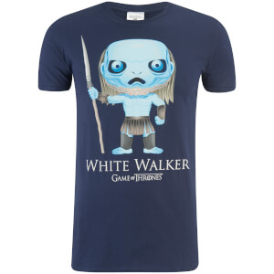 T-Shirt Game of Thrones Walker Funko - Bleu Marine