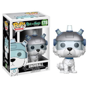 Rick and Morty Snowball Funko Pop! Vinyl