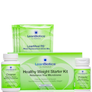 VitaMedica LeanBiotics Healthy Weight Starter Kit - French Vanilla (Worth $124.00)