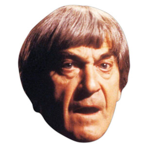 Doctor Who The Second Doctor Mask