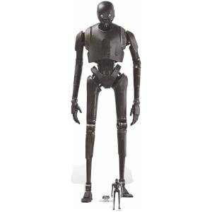 Star Wars: Rogue One K-2SO Security Droid Cut Out