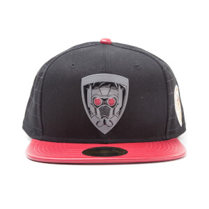 "Gorra Marvel Guardianes de la Galaxia Vol. 2 ""Star-Lord"" - Negro"