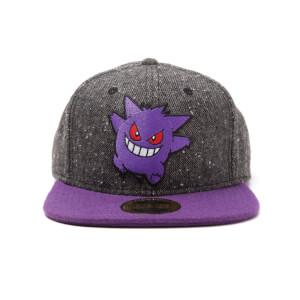 Casquette Ectoplasma Pokémon -Noir/Violet