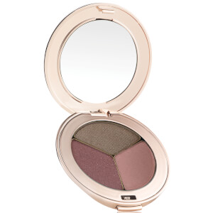 jane iredale PurePressed® Eyeshadow Triple - Soft Kiss: Image 1