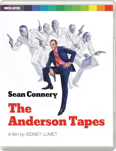 The Anderson Tapes - Dual Format (Includes DVD)