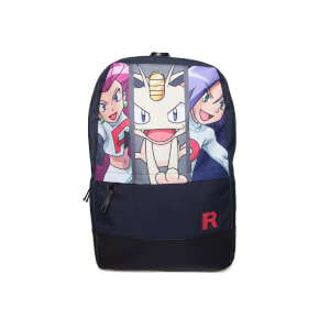 Pokemon Team Rocket Backpack