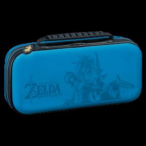 Official Nintendo Switch Zelda Travel Case - Blue