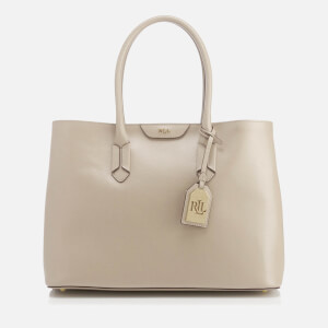 Polo Ralph Lauren Women's City Tote Bag - Limestone