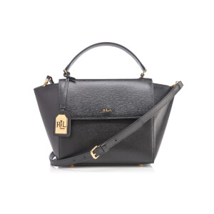 Ralph Lauren Women's Barclay Cross Body Bag - Black