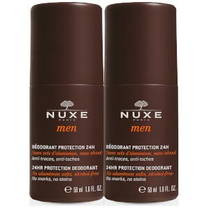 NUXE Duo Deodorant for Men (Worth £17.00)