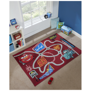 Tapis Flair Matrix Disney Rugs - Cars Multi (133X190)