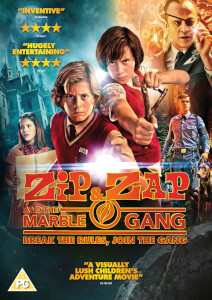 Zip & Zap And The Marble Gang