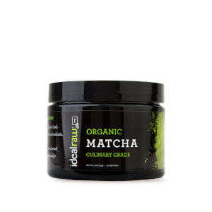 IdealRaw Organic Matcha Tea - 30 Servings