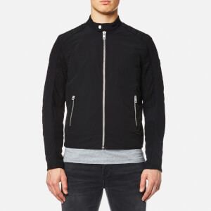 BOSS Orange Men's Ondrix Zipped Jacket - Black