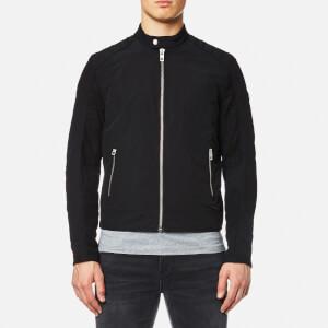 BOSS Orange Men's Ondrix Zipped Jacket - Black