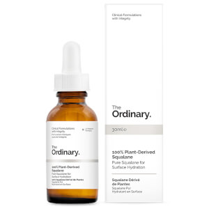 100 % Squalane Dérivé de Plantes The Ordinary 30 ml