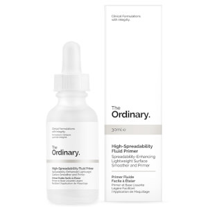The Ordinary High-Spreadability Fluid Primer -meikinpohjustusvoide 30ml