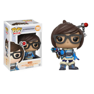 Overwatch Mei Pop! Vinyl Figur