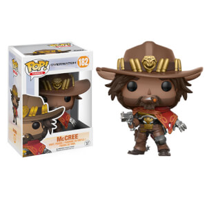 Figura Funko Pop! McCree - Overwatch