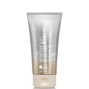 Joico Blonde Life Brightening Masque for Illuminating Hydration and Softness 150ml