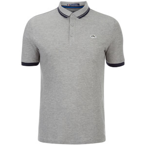 Le Shark Men's Dobins Polo Shirt - Light Grey Marl