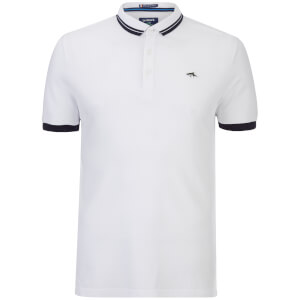 Le Shark Men's Dobins Polo Shirt - Optic White