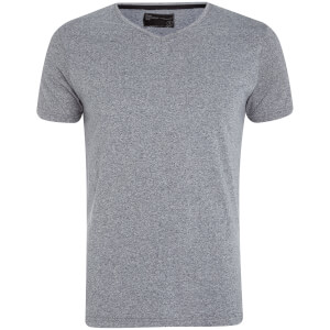Dissident Men's Guilford V-Neck T-Shirt - Grey