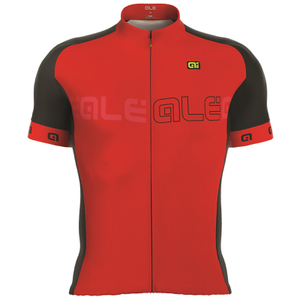 Alé Excel Jersey - Red/Black