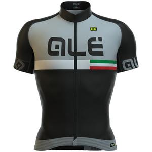 Alé PRR 2.0 Ciruito Jersey - Black/Grey