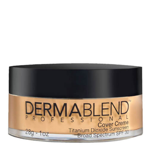Dermablend Cover Crème Full Coverage Foundation Make-Up with SPF30 for All-Day Hydration (21 Shades)