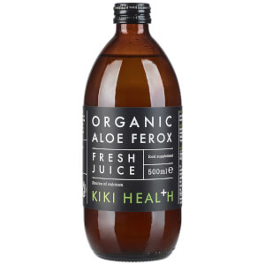 KIKI Health Organic Aloe Ferox Juice 500 ml