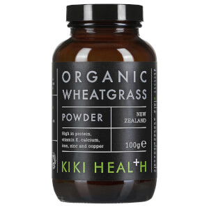 KIKI Health Organic Wheatgrass Powder 100 g