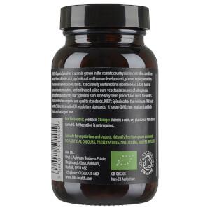 KIKI Health Organic Spirulina Tablets (200 Tablets): Image 2