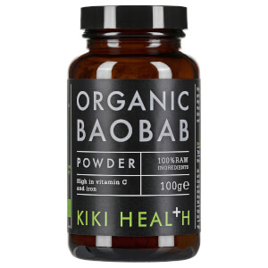 KIKI Health Organic Baobab Powder 100 g