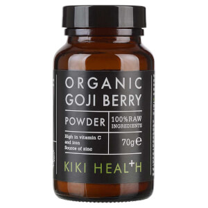 KIKI Health Organic Goji Berry Powder 70 g