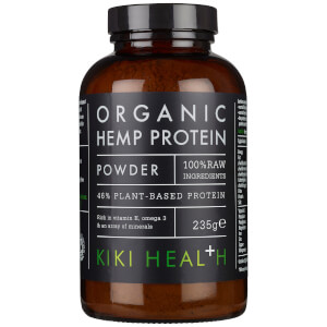KIKI Health Organic Hemp Protein Powder 235g