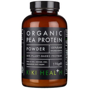 KIKI Health Organic Pea Protein Powder -jauhe 170g