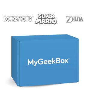 My Geek Box February Box - Nostalgia