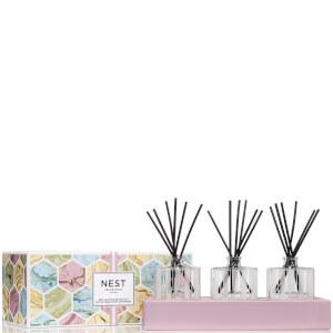 NEST Fragrances Petite Diffuser Trio Gift Set