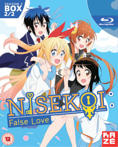Nisekoi: False Love Season 2 Part 2 (Episodes 11-20)