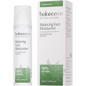 Creme Hidratante de Rosto Balancing da Balance Me 50 ml