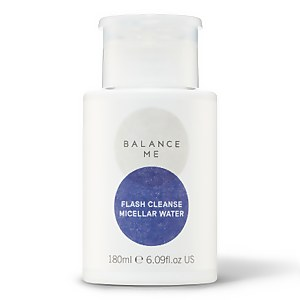 Balance Me Flash Cleanse Micellar Water 180 ml